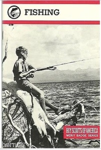 1985_Vintage_Boy_Scout_Merit_Badge_Book_Fishing