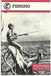 1985_Vintage_Boy_Scout_Merit_Badge_Book_Fishing